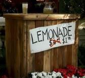 Lemonade 1 dollar