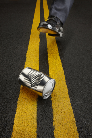 Kicking the Can Down The Road