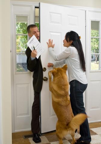 Door to Door structured settlement buyer