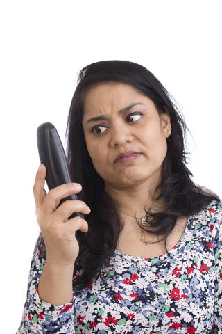 "Badgering unwanted phone calls follow the ""bait"" checks"