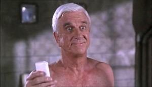 Bar of Soap Frank Drebin