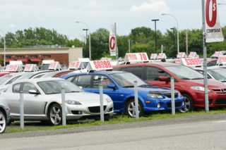"""Used Car Lot Secondary Market """"Annuities"""""""