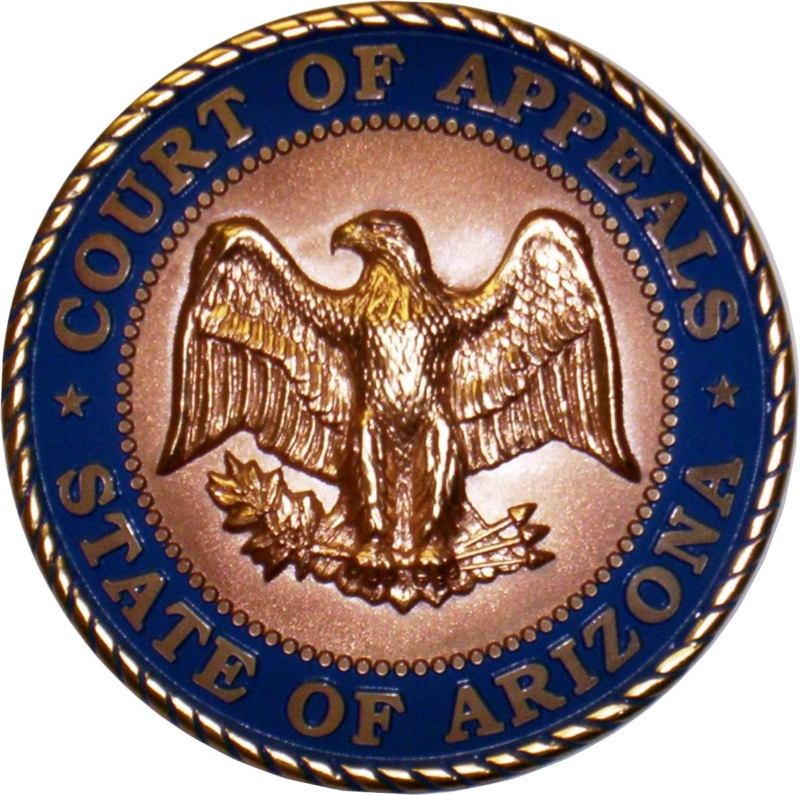 Arizona courtof appeals