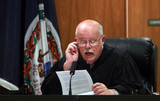 Judge Dean Sword Jr