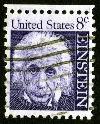 Einstein is cancelled