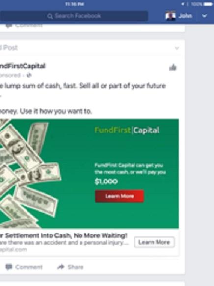 Fund first DRB Bait