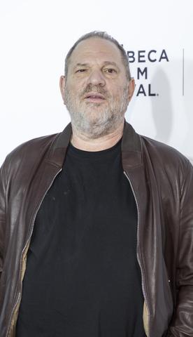 Harvey weinstein 2017