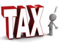 Structured settlement tax