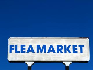 Structured settlement flea market