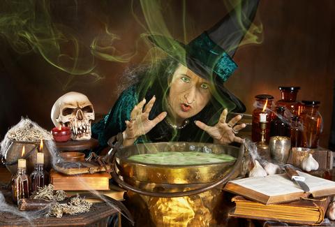 Maryland Cauldron of Deceit