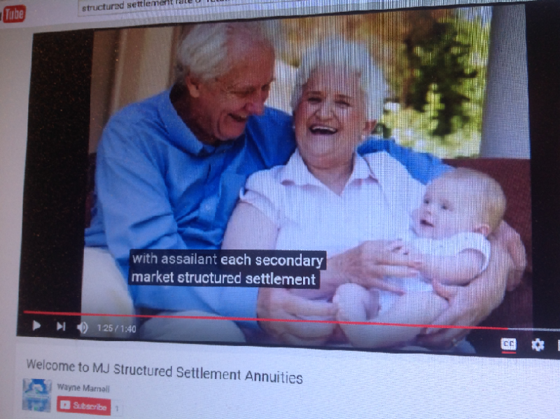 MJ Structured Settlement Annuities-Assailant video LOL