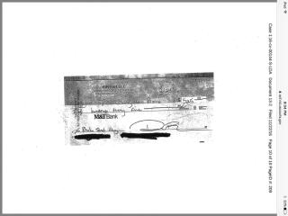 RIR1984 RI filing check to process server in RI phony lawsuit Smith v Garcia l
