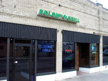 Colony Grill Stamford CT