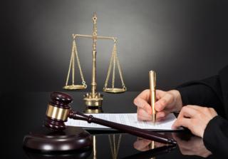The Judge makes a decision