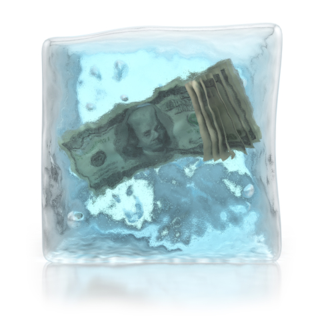 Frozen payments