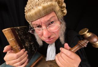 Court ordered judge