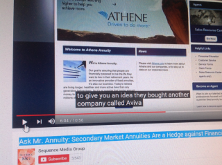 Athene Aviva Ask Mr Annuity