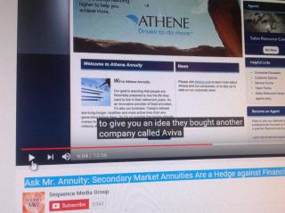 Athene Aviva Ask Mr Annuity