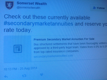 Somerset thoroughly vetted tweet 8-25-2014