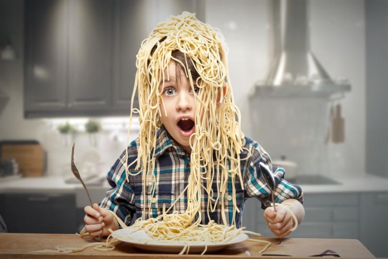 Bracco Spaghetti