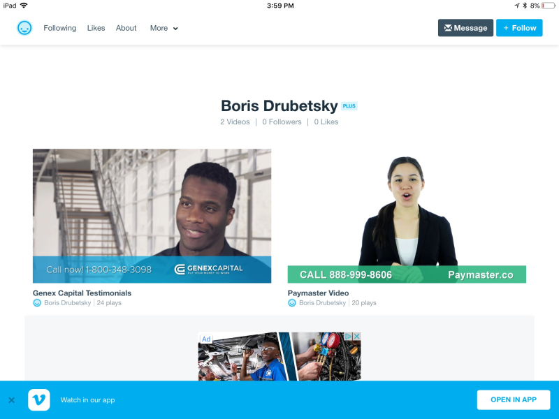 Boris Drubetsky Paymaster.co