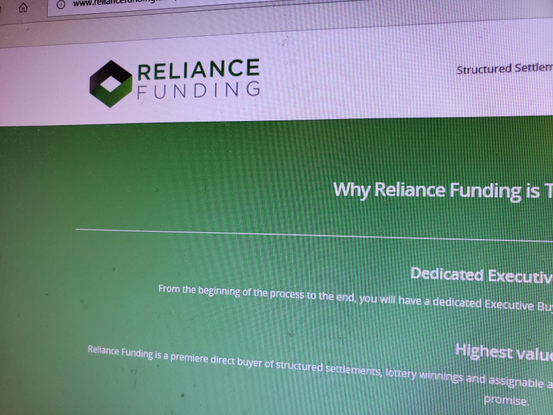 Reliance Funding Baloney Heads