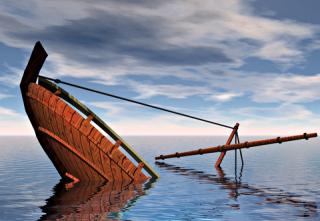 AIG Lawsuit shipwreck