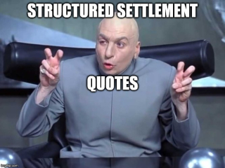 Structured Settlement Quotes 2019