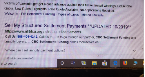 CBC Settlement Funding NLRBFCU Partnership