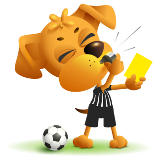 Yellow card watchdog