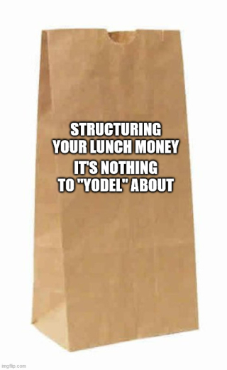 Structuring your lunch money