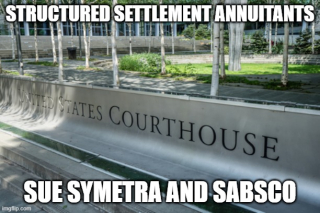Symetra structured settlement class action lawsuit