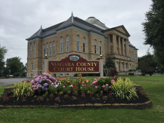 Niagara County Court House