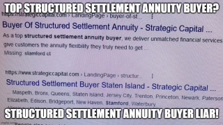 Structured settlement annuity buyer meme
