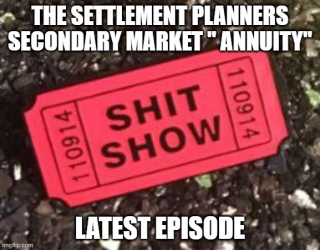 Secondary market annuity shit show